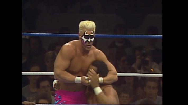 WWE Network Sting