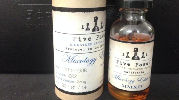 Five Pawns Mixology Sixty-Four