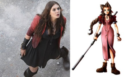 Scarlett Witch Aerith
