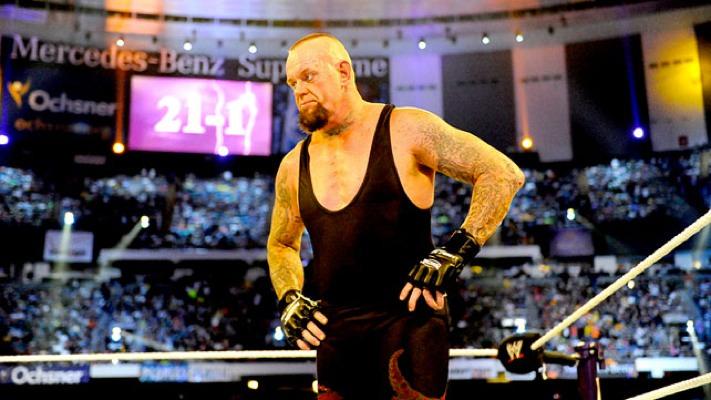 WWE WrestleMania XXX Undertaker
