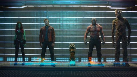 Guardians of the Galaxy Meets…Friends?!?