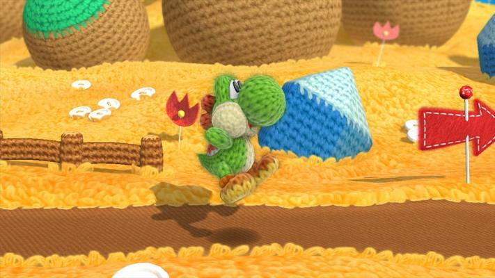 Yoshi's Wooly World E3 2014