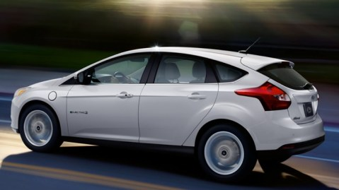 Coffee Talk #634: 2014 Nissan Leaf vs. Ford Focus Electric