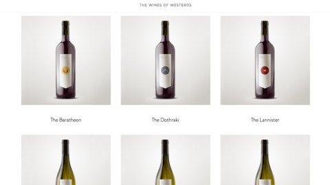 Wines of Westeros: Game of Thrones Inspired Wines