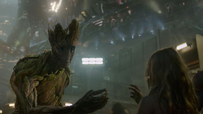 Guardians of the Galaxy movie review Groot