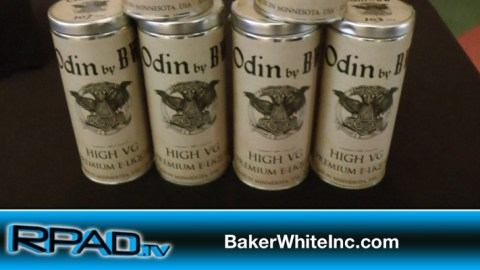 Vaping Diaries #278: Baker White CEO Talks Odin Juice & E-Liquid Safety (Vape Nights)