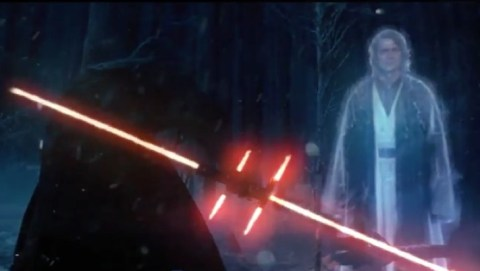 Star Wars: The Force Awakens…George Lucas Special Edition?!?