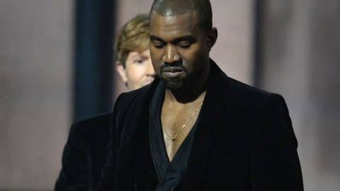 Kanye West Cements His Status As Music's Biggest Prick