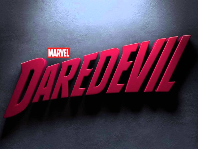 Daredevil Netflix logo
