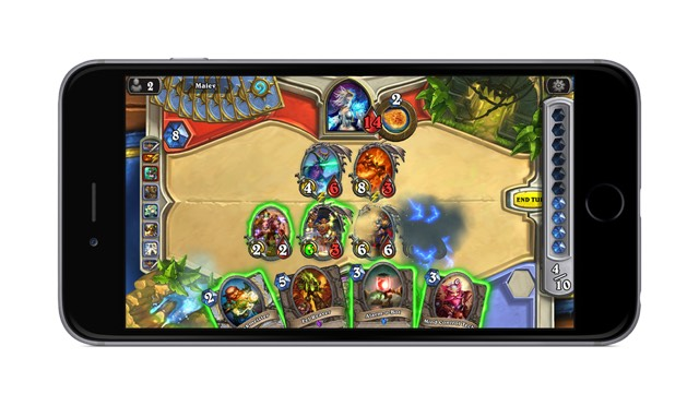 Hearthstone phones 4