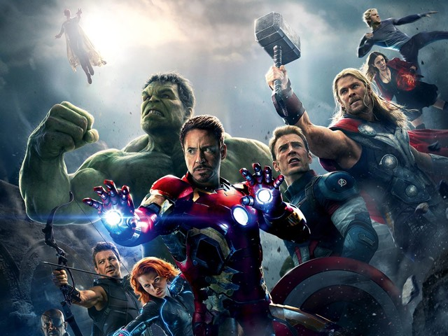 Random Thoughts on Avengers Age of Ultron
