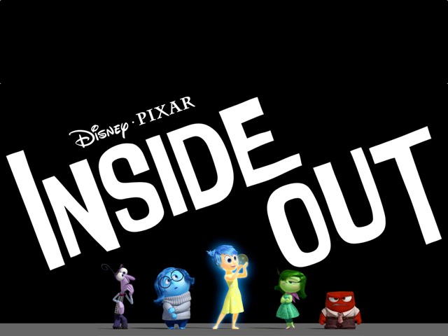 Random Thoughts on Pixar's Inside Out