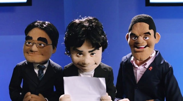 Nintendo Muppets E3 2015
