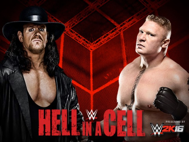 Hell in a Cell 2015 on PickSix (iOS)