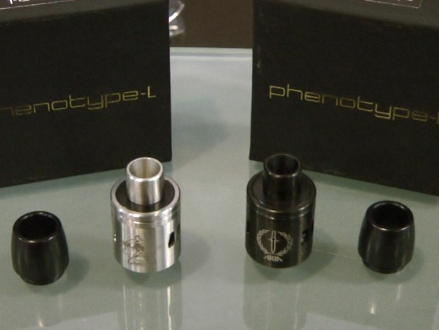 Vaping Diaries #359: Aria Built Phenotype-L Atomizer Interview