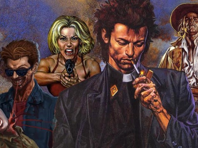 AMC Releases First Trailer For Preacher TV Series