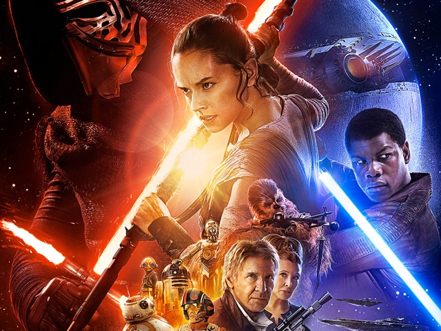 Random Thoughts on Star Wars: The Force Awakens