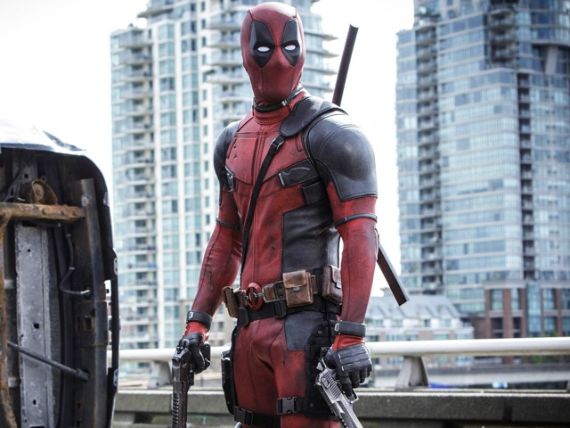 Random Thoughts on Deadpool (Movie Review)