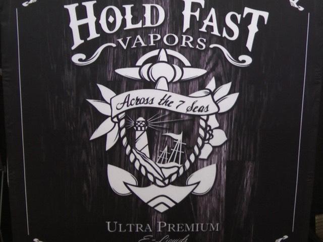 Hold Fast Vapors logo
