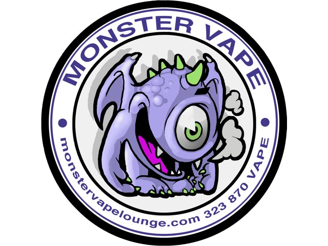 Monster Vape Lounge Anniversary Party