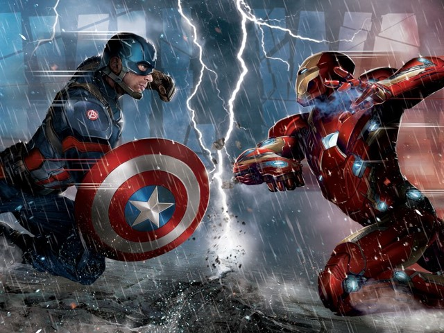 Random Thoughts on Captain America: Civil War
