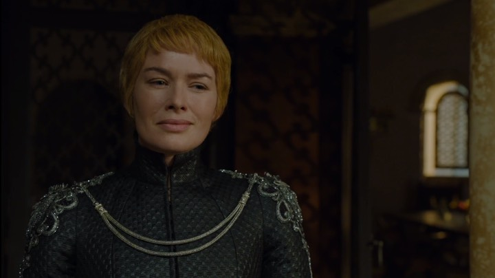 Game of Thrones Finale Cersei