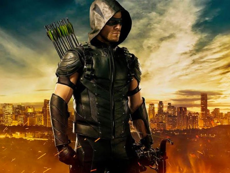 Arrow Points: 11 Random Thoughts on Arrow S05E01