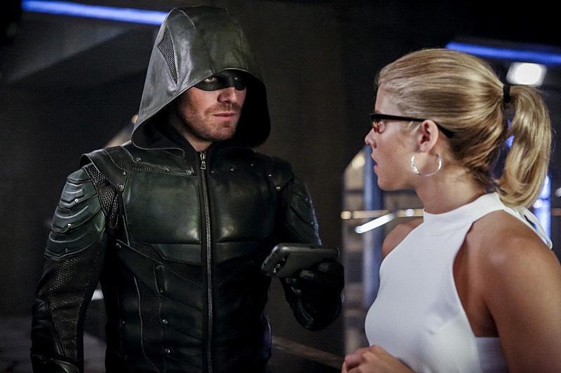 Arrow S05E02 Olicity