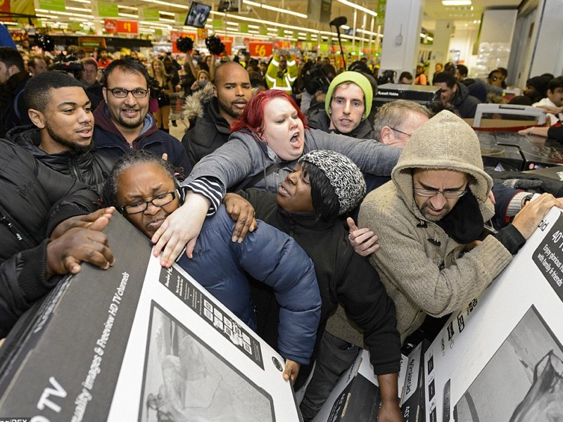 Coffee Talk #669: Black Friday Open Thread