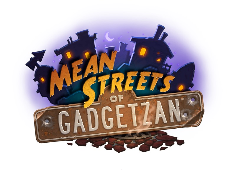 Mean Streets of Gadgetzan logo