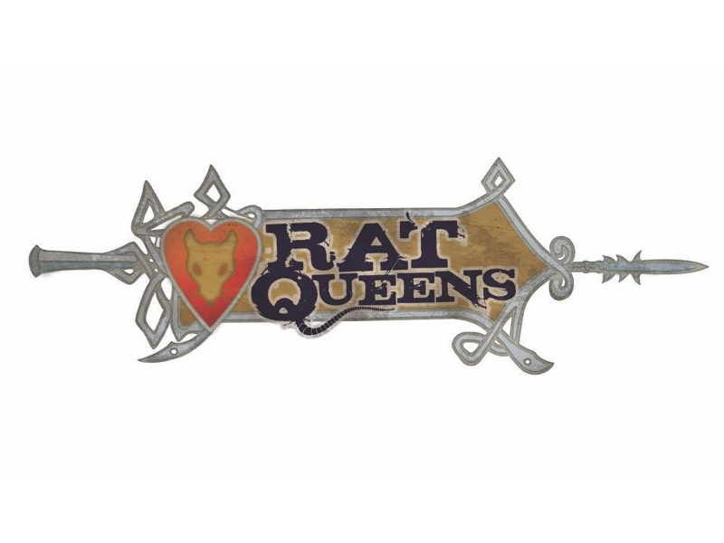 Rat Queens logo