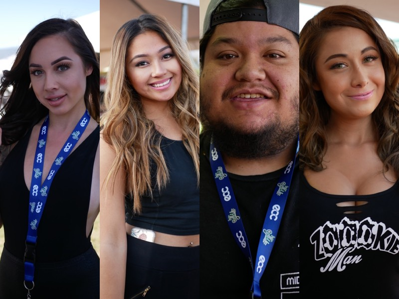 Vaping Diaries #376: Beautiful People at ECC 2016