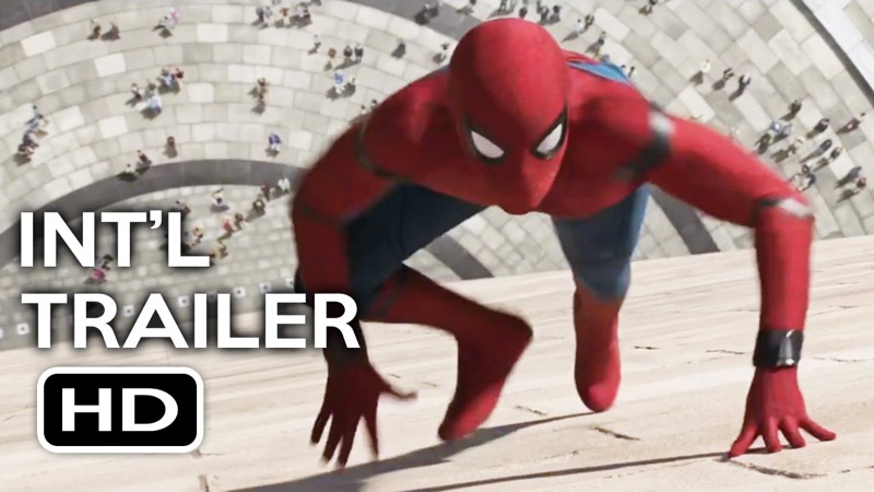 Spider-Man Homecoming International Trailer 1