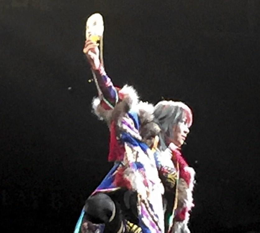 NXT Las Vegas Asuka