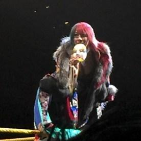 NXT Las Vegas Asuka 2