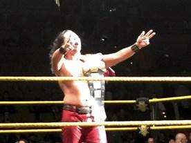 NXT Las Vegas Shinsuke Nakamura 2