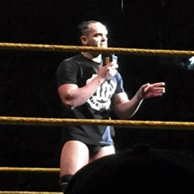 NXT Las Vegas Tye Dillinger 1