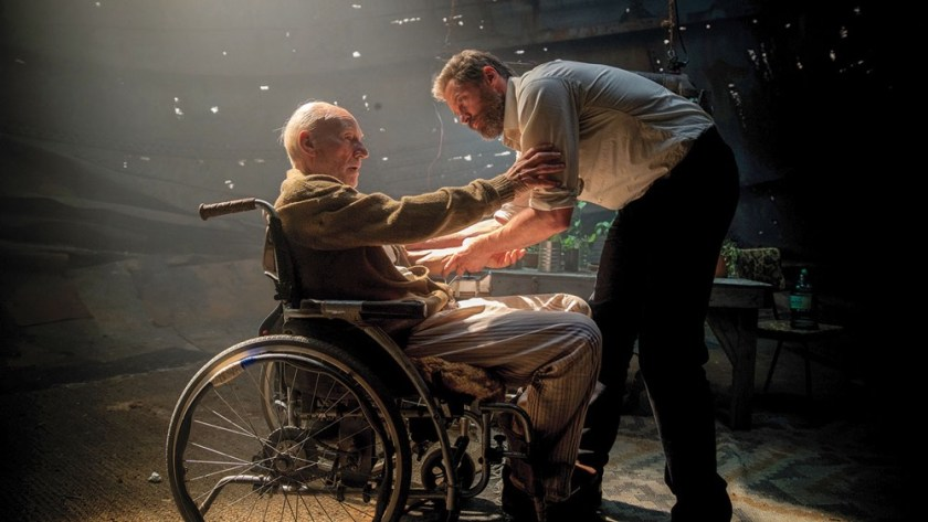 Patrick Stewart Logan Movie