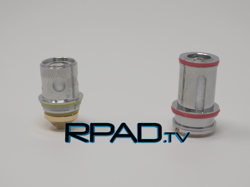 Uwell Crown Coil Comparison