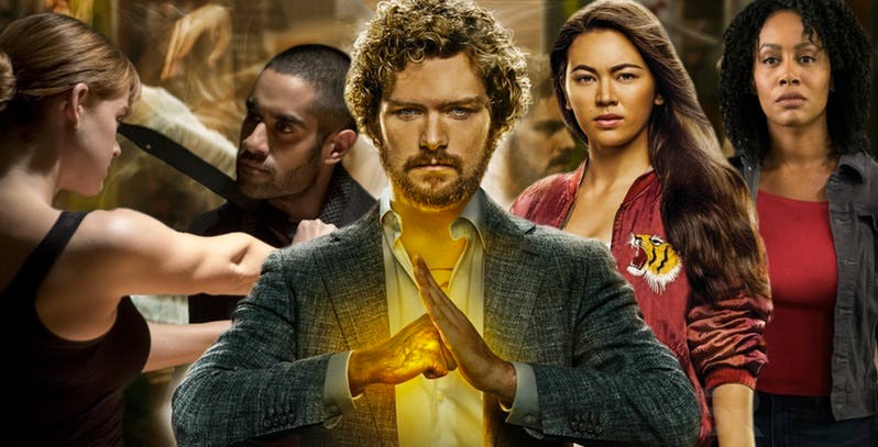Random Thoughts on Iron Fist Season Two