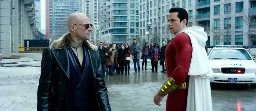 Shazam Movie Review Sivana