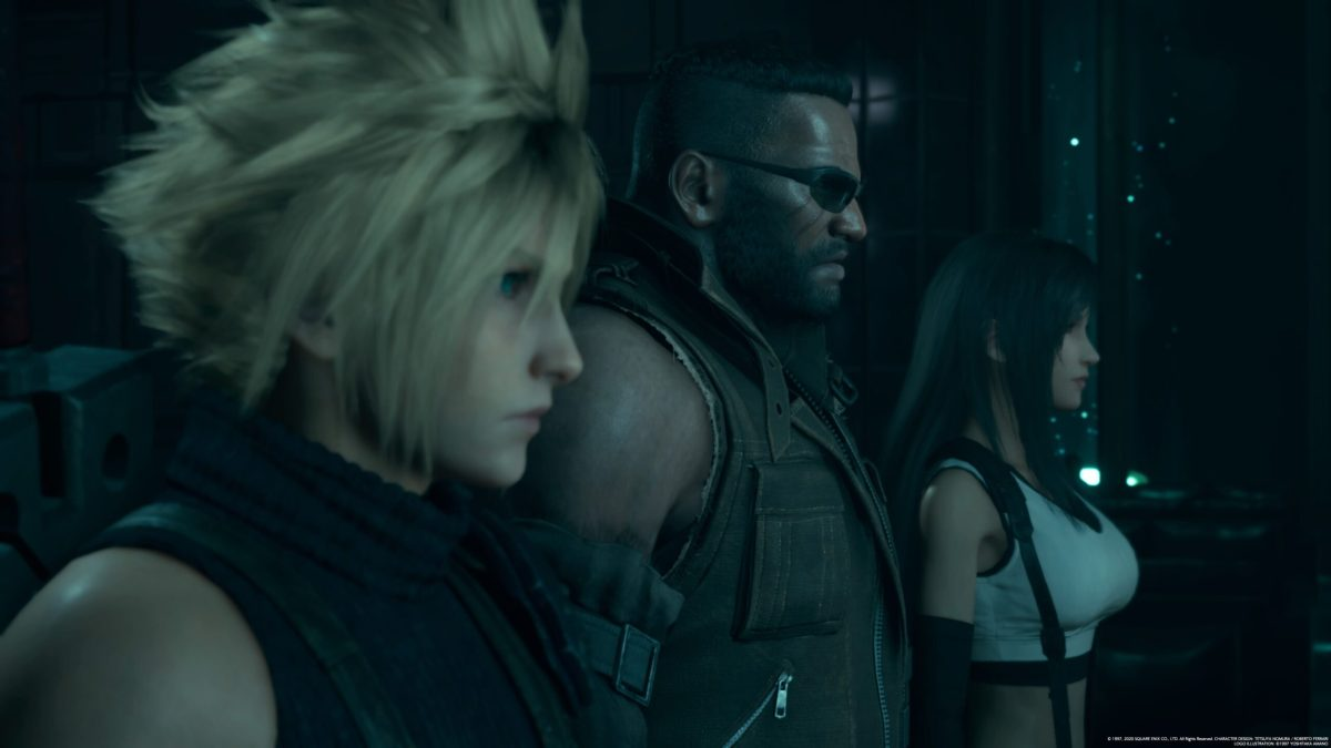 Best Game of 2020: Final Fantasy VII Remake
