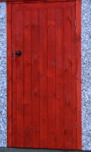 FULLY BOARDED DOOR