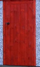 FULLY BOARDED DOOR