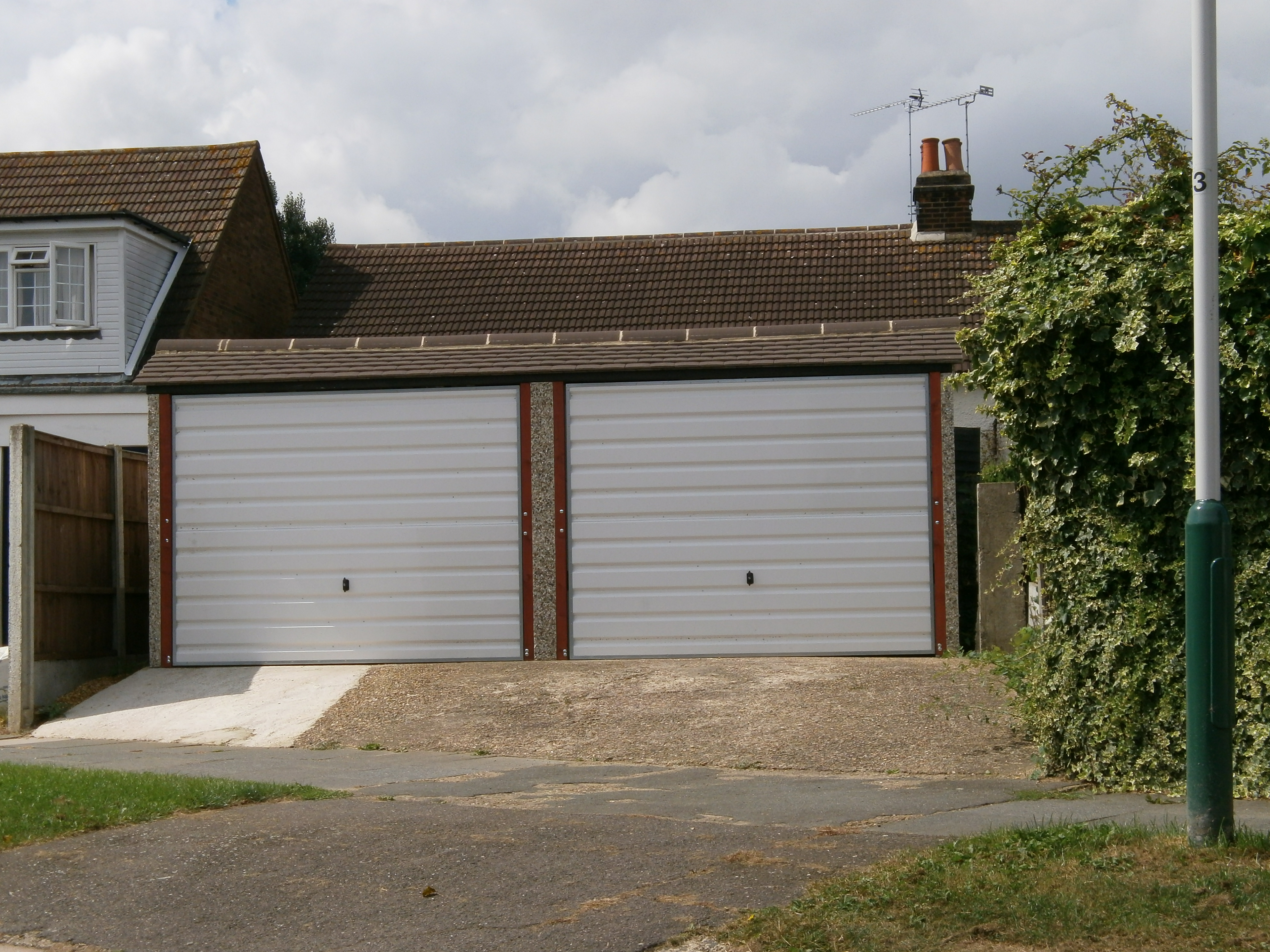 NEW HOMEPAGE PICTURE 3 - R. Page Concrete Buildings - A family run business since 1959