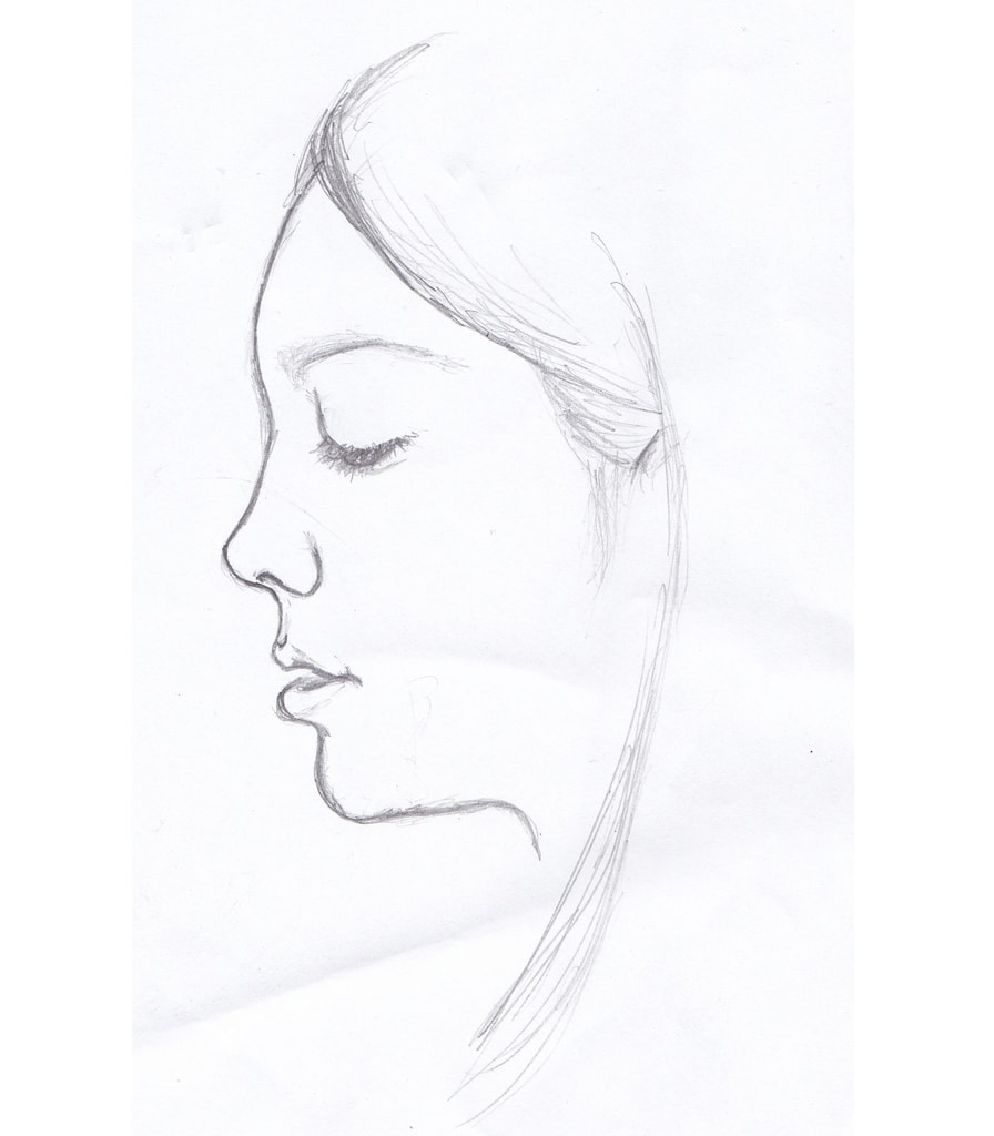 Isabella &Damiano Profile Sketches