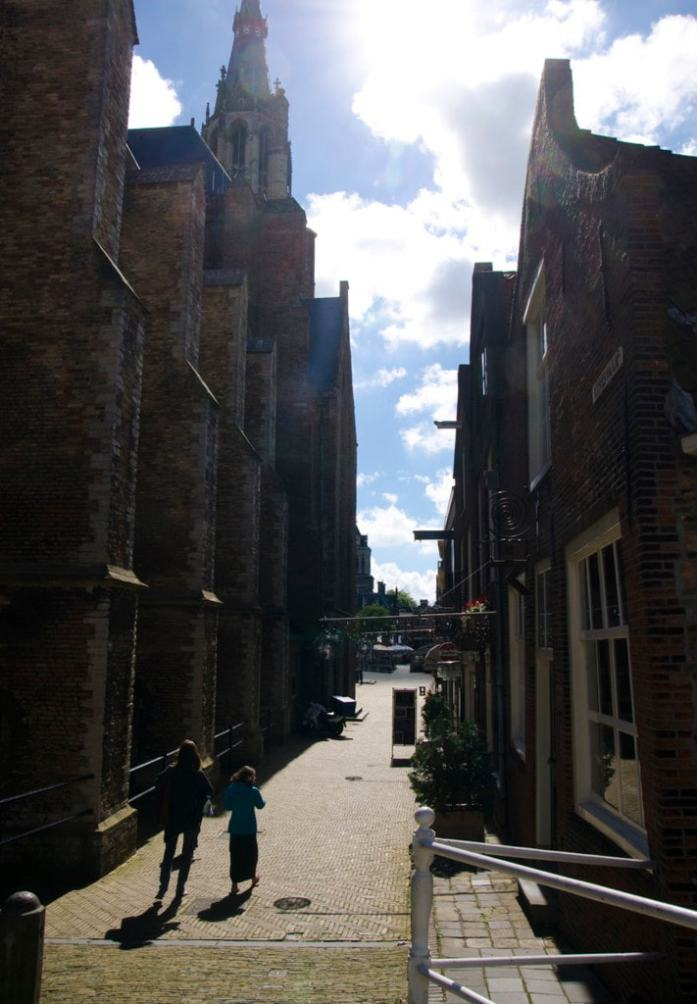 church alley delft
