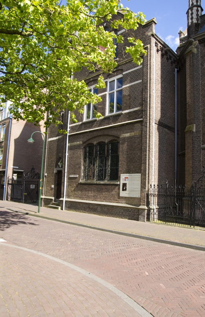 vermeer's house delft
