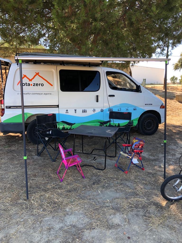 Campervan para Aluguer