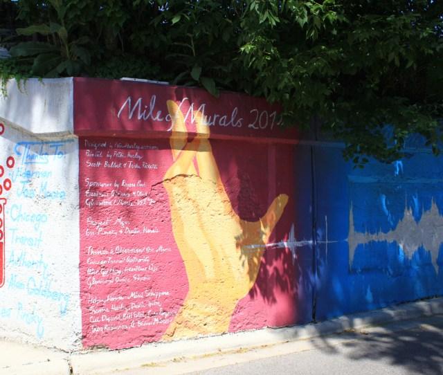 Mile Of Murals On Glenwood Ave